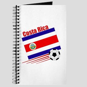 Costa Rica Soccer Team Journal