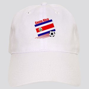 Costa Rica Soccer Team Cap