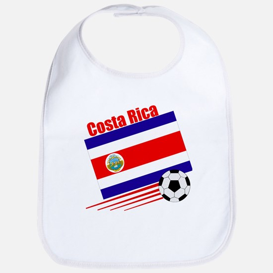 Costa Rica Soccer Team Bib