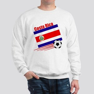 Costa Rica Soccer Team Sweatshirt