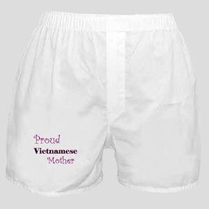 Proud Vietnamese Mother Boxer Shorts