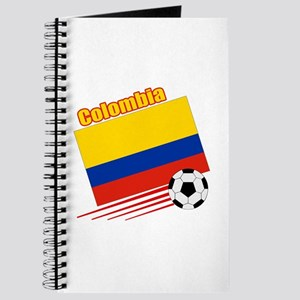 Colombia Soccer Team Journal