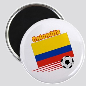 """Colombia Soccer Team 2.25"""" Magnet (10 pack)"""