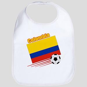Colombia Soccer Team Bib