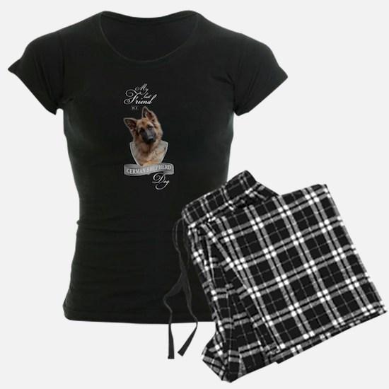 German Shepherd Best Friend Pajamas