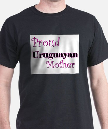 Proud Uruguayan Mother T-Shirt