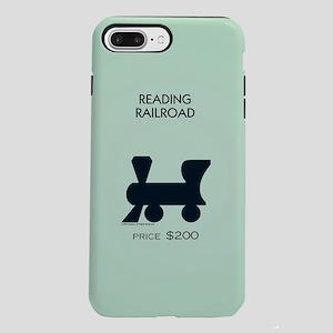 Monopoly - Reading Rail iPhone 8/7 Plus Tough Case