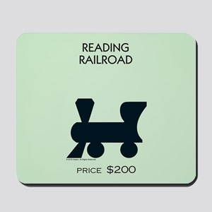 Monopoly - Reading Railroad Mousepad
