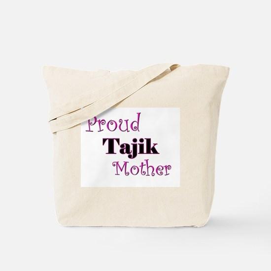 Proud Tajik Mother Tote Bag