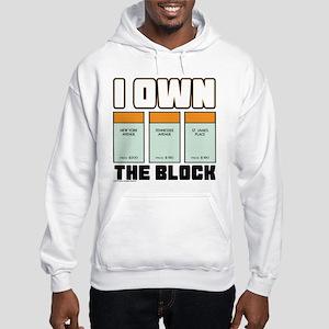 Monopoly - I Own The Block Hooded Sweatshirt