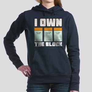 Monopoly - I Own The Blo Women's Hooded Sweatshirt