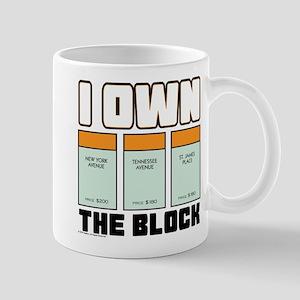 Monopoly - I Own The Block 11 oz Ceramic Mug