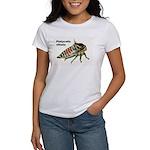 Oak Treehopper nymph Women's T-Shirt