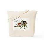 Oak Treehopper nymph Tote Bag
