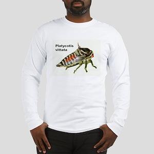 Oak Treehopper nymph Long Sleeve T-Shirt