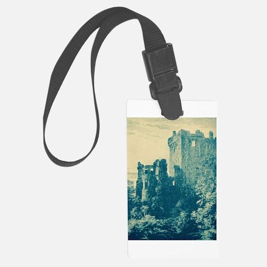 Cool Blarney stone Large Luggage Tag