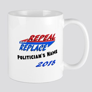 Repeal Replace Mugs
