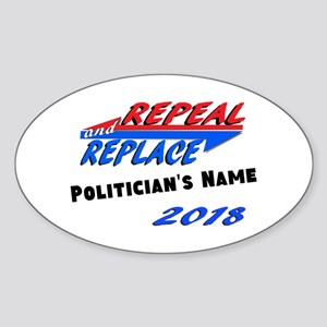 Repeal Replace Sticker