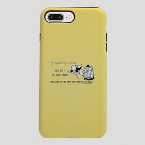 Monopoly - Get Out Of J iPhone 8/7 Plus Tough Case