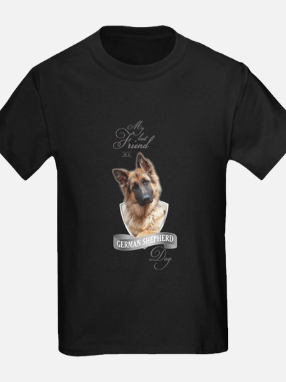 German Shepherd Best Friend T-Shirt