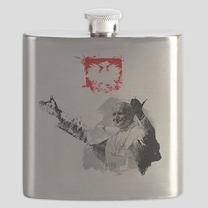 John Paul the Second Flask
