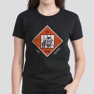Monopoly - In Jail Women's Classic T-Shirt