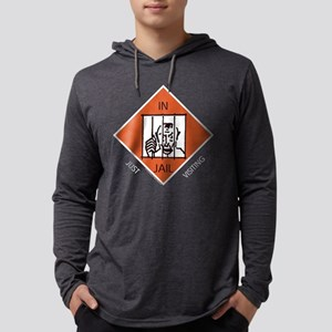 Monopoly - In Jail Mens Hooded Shirt