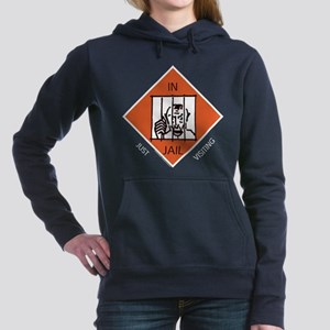 Monopoly - In Jail Women's Hooded Sweatshirt