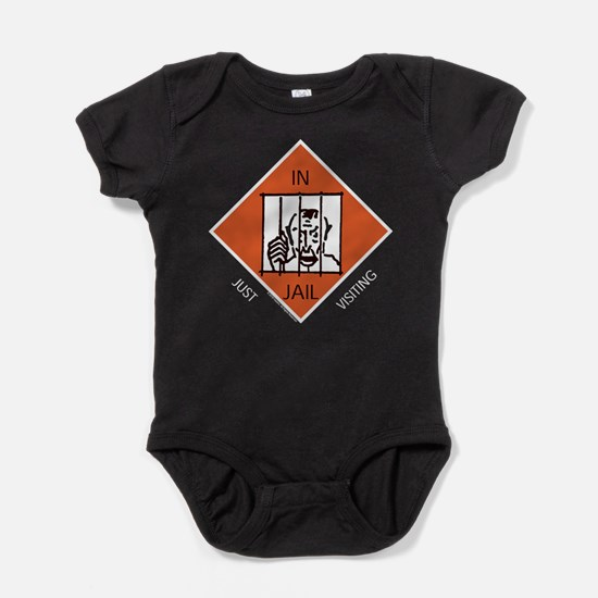 Monopoly - In Jail Baby Bodysuit