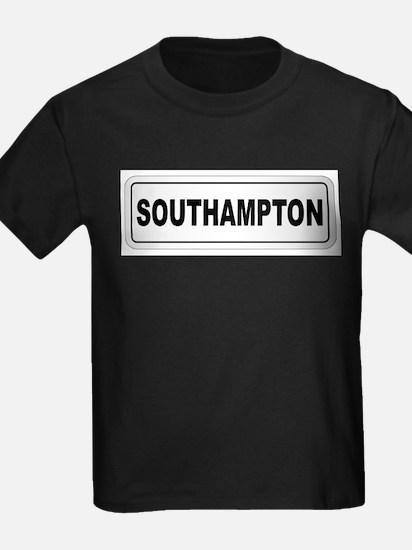 Southampton City Nameplate T-Shirt