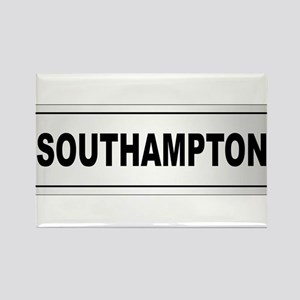 Southampton City Nameplate Magnets