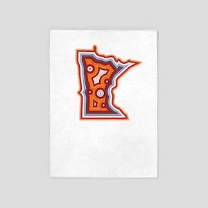 Minnesota Agate 5'x7'Area Rug