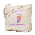 Lupus new BFF Tote Bag