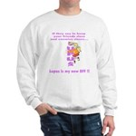 Lupus new BFF Sweatshirt