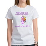 Lupus new BFF Women's T-Shirt
