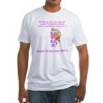 Lupus new BFF Fitted T-Shirt