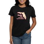 Florida has E.D. Women's Dark T-Shirt