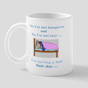 Bad flair day Mug