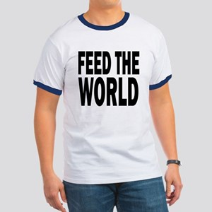 Feed The World (on white) T-Shirt