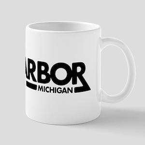Ann Arbor 11 oz Ceramic Mug