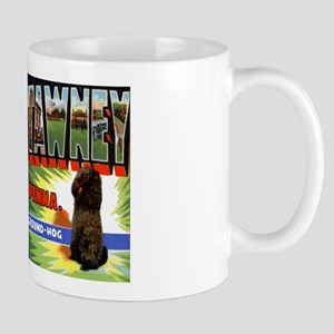 Punxsutawney Pennsylvania Groundhogs Day Mug