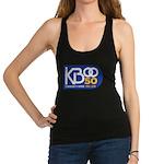 KBOO 50th Logo Tank Top
