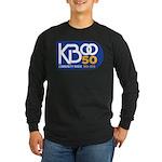 KBOO 50th Logo Long Sleeve T-Shirt