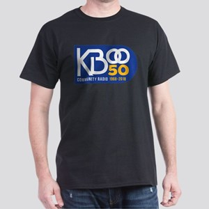 KBOO 50th Logo T-Shirt