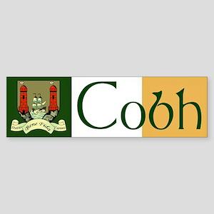 Cork (Gaelic) Bumper Sticker
