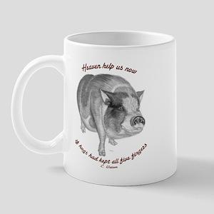 Heaven Help Us... Mug