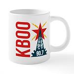 KBOO Logo Mugs