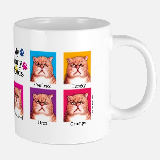 My Many Moods Mugs
