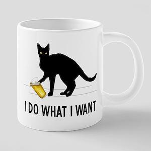 I Do What I Want Mugs