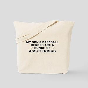 Ass*terisks Tote Bag